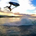 Freestyle Tricks με jet ski!