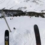 Ο Léo Taillefer κέρδισε και πάλι το Line of the Winter!