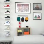 Το τέλειο δωμάτιο για τους fans των sneakers!