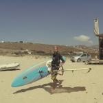 Windsurfing στην Άνδρο!