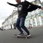 Δες τους πιο hot skateboarders της Ρωσίας!