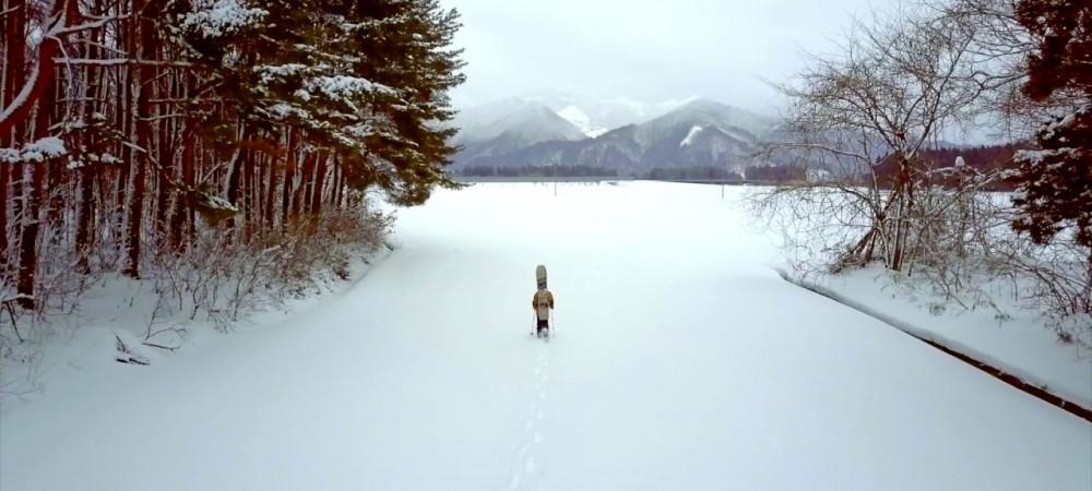 Diamond Route Japan- Outdoor. Snowboarding the Ultimate Powder with Kazushige Fujita.