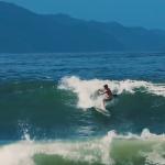 SUP Surfing κάπου στο Μεξικό