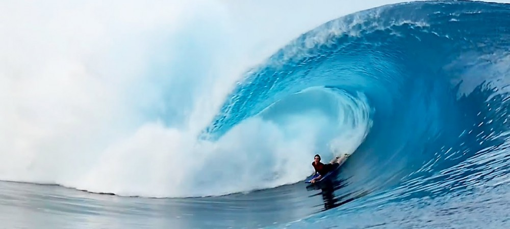 Without Limits - Shane Ackerman Bodyboarding