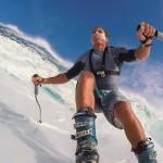 Ο Chuck Patterson κάνει σκι στο Jaws!