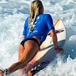 Sexy Girls Surfing