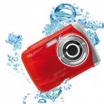 Αδιάβροχη κάμερα Aquapix 1024-R Splash Red