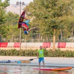 Απίθανες φωτό από το wakeboard event στο Ίδρυμα Σταύρος Νιάρχος!