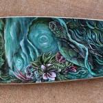 Την λένε AK Westerman και ζωγραφίζει απίστευτα skateboards