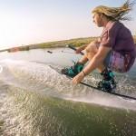 Extreme wakeboarding!