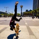 Skateboard Parkour στα 8k!