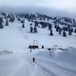 Χιονοστιβάδα καταπλάκωσε παρέα φίλων στο χιονοδρομικό κέντρο της Βασιλίτσας, την ώρα που έκαναν snowboard