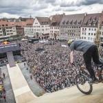 ΤΗΕ DOTS RED BULL FREERIDE MTB στη Νυρεμβέργη