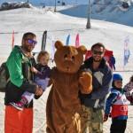 Με μεγάλη συμμετοχή συνεχίζεται ο εορτασμός της Παγκόσμιας Ημέρας Χιονιού!!!