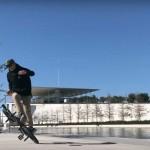 Εντυπωσιακά κόλπα με BMX στο Κέντρο Πολιτισμού Σταύρος Νιάρχος