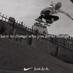 Nike: Just Do It! ΟΝΕΙΡΕΨΟΥ ΚΑΙ… ΑΠΛΩΣ ΚΑΝ'ΤΟ!