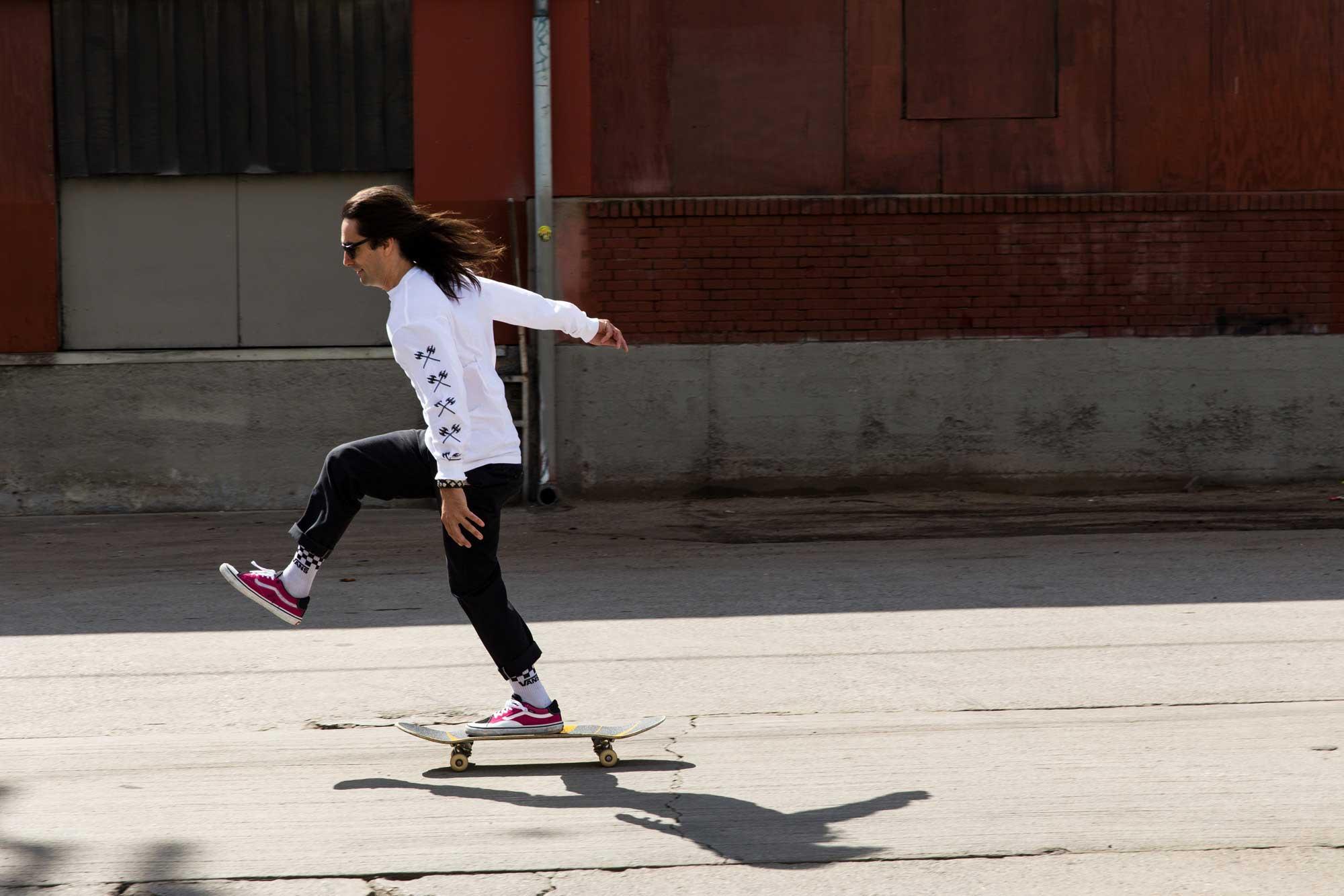 Vans TNT seira Skate (4)