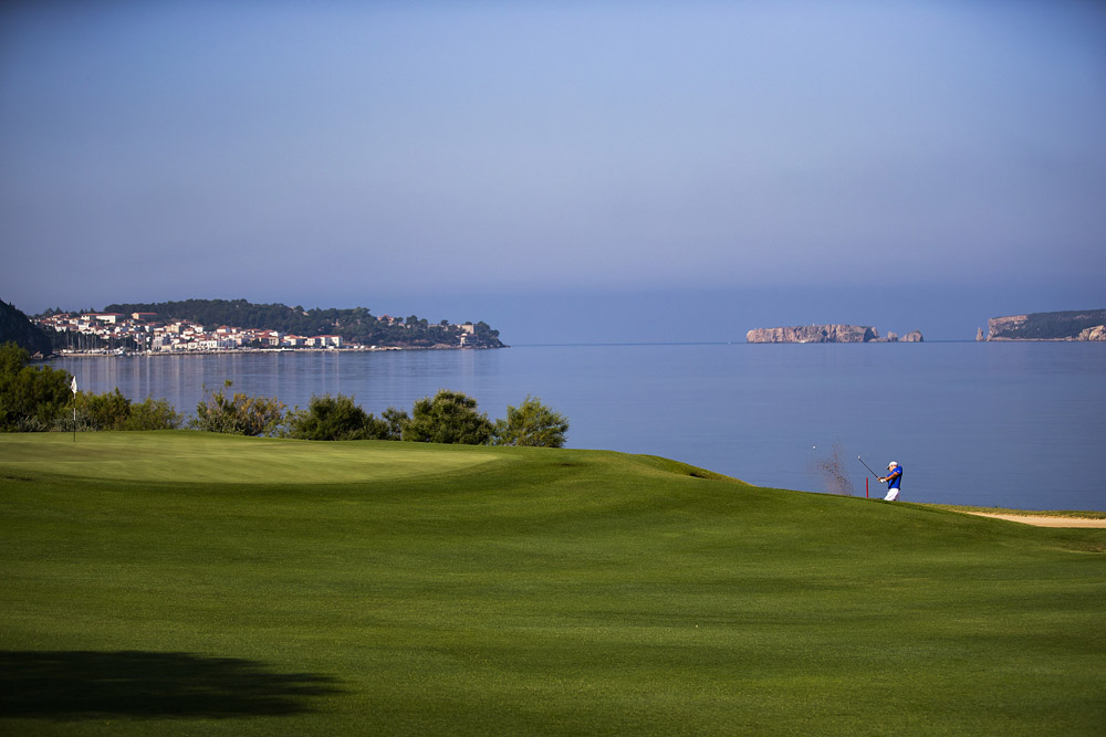 1 Messinia Pro-Am The Bay Course