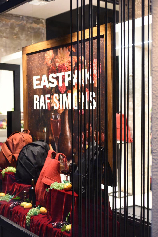 Eastpak x Raf Simons event 1
