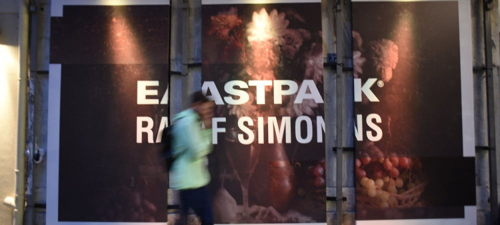 Eastpak x Raf Simons event 2