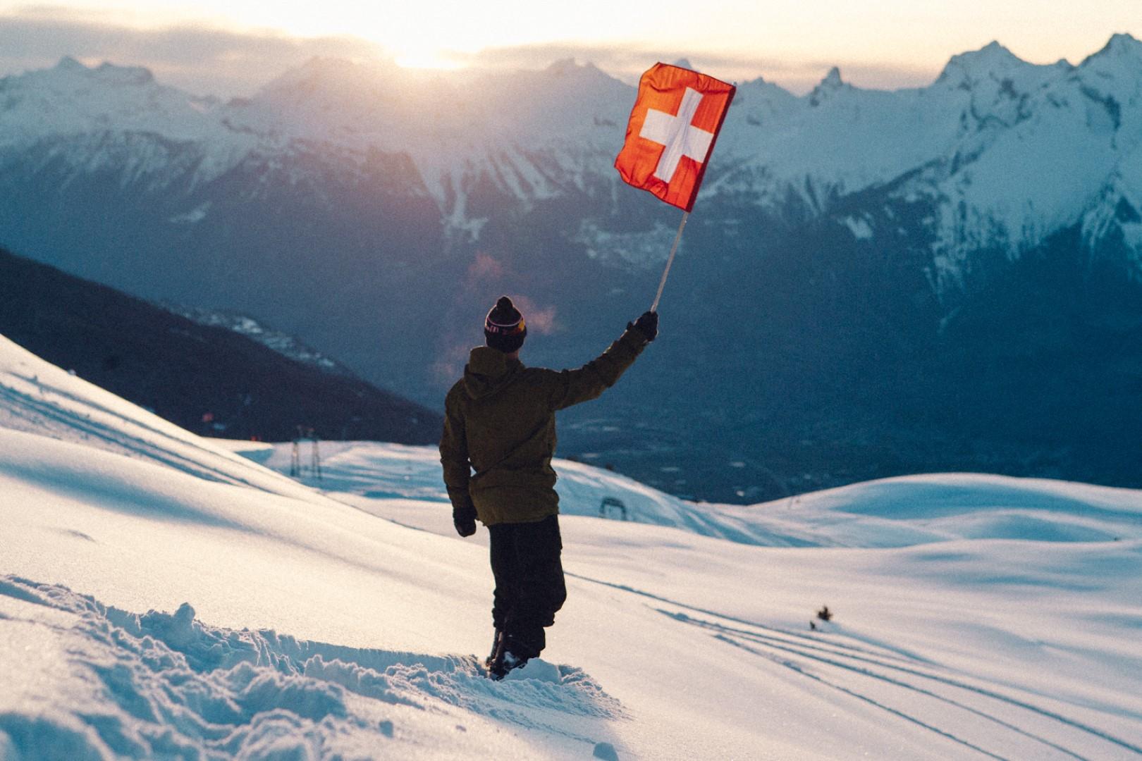 Vans First Layer Switzerland – Snowboarding στην χιονισμένη Ελβετία ... 516f68b8cc9