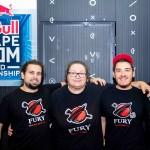 Οι «Fury» ετοιμάζουν βαλίτσες για τον Παγκόσμιο Τελικό του Red Bull Escape Room!
